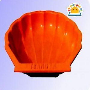 Bể chơi cát nước hình con sò A803