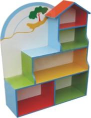 Giá để đồ chơi 3 tầng 5 khoang B149