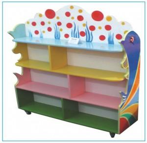 Giá đồ chơi con cá heo 3 tầng B132