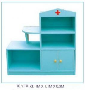 Tủ bác sĩ mẫu 1 B405