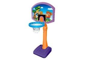 Cột ném bóng rổ D107