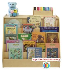 Giá sách trẻ em E210