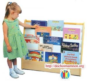 Giá sách trẻ em E209
