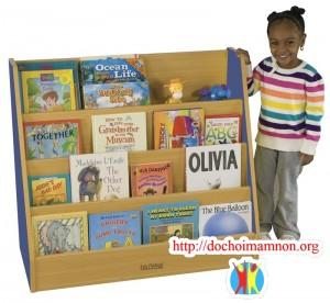 Giá sách trẻ em E219