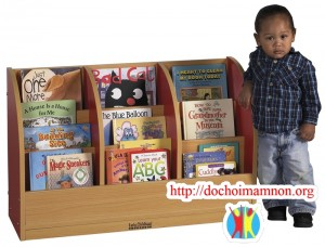 Giá sách trẻ em E223