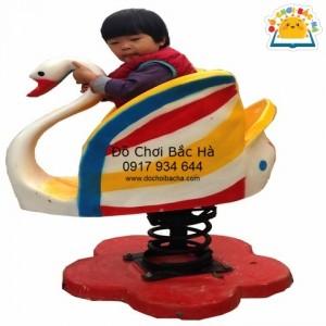 Thú nhún lò xo con Thiên Nga  A424
