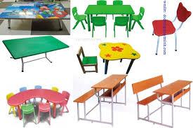 Những thiết bị giáo dục tại các trường mầm non