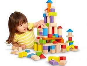 Đồ chơi trí tuệ cho trẻ phát triển khả năng tư duy của mình