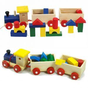 Cách chọn đồ chơi bằng gỗ cho bé theo từng độ tuổi