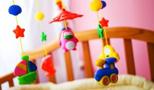 5 loại đồ chơi mẹ nên lựa chọn trẻ sơ sinh