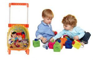 5 tác dụng không ngờ của đồ chơi đối với trẻ