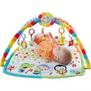Bỏ túi 8 món đồ chơi giúp kích thích 5 giác quan của trẻ