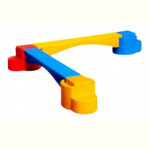 Cầu thăng bằng đế cong đôi