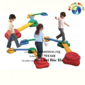Cầu thăng bằng 5 thanh đế tròn