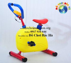 Dụng cụ đạp xe thể dục trẻ em