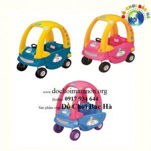 xe oto chòi chân trẻ em